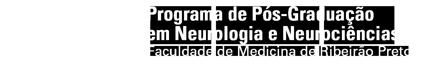 Programa de Pós-Graduação em Neurologia e Neurociências